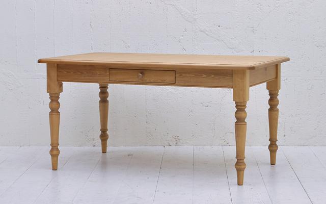 PWT-1 (W1500 白金展示中) ダイニングテーブル