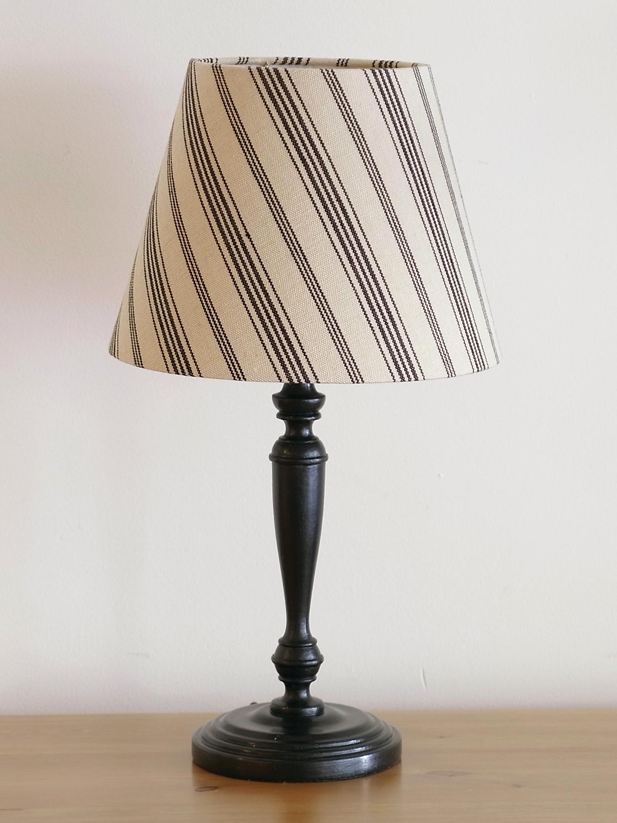 CFL-2e チークテーブルランプ
