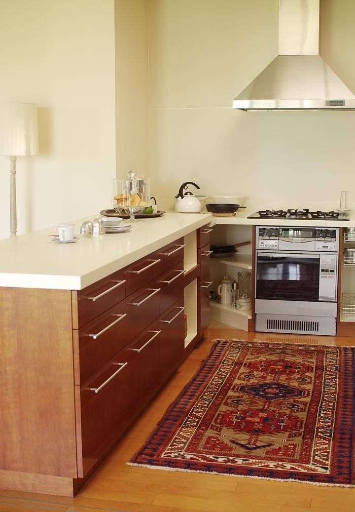 逗子邸キッチン#1