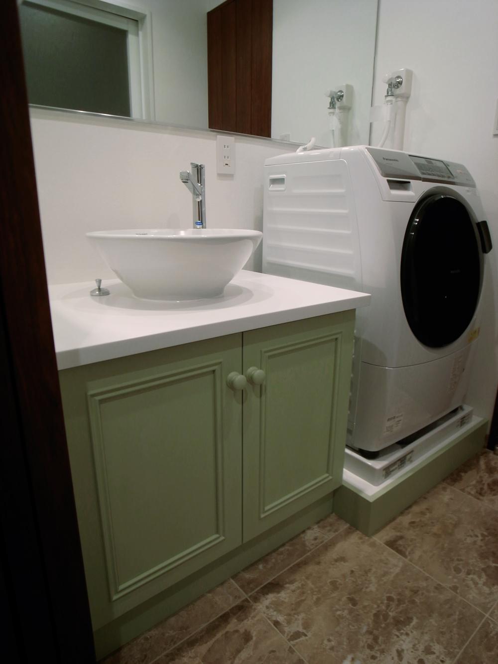 オーダーメイド洗面カウンター