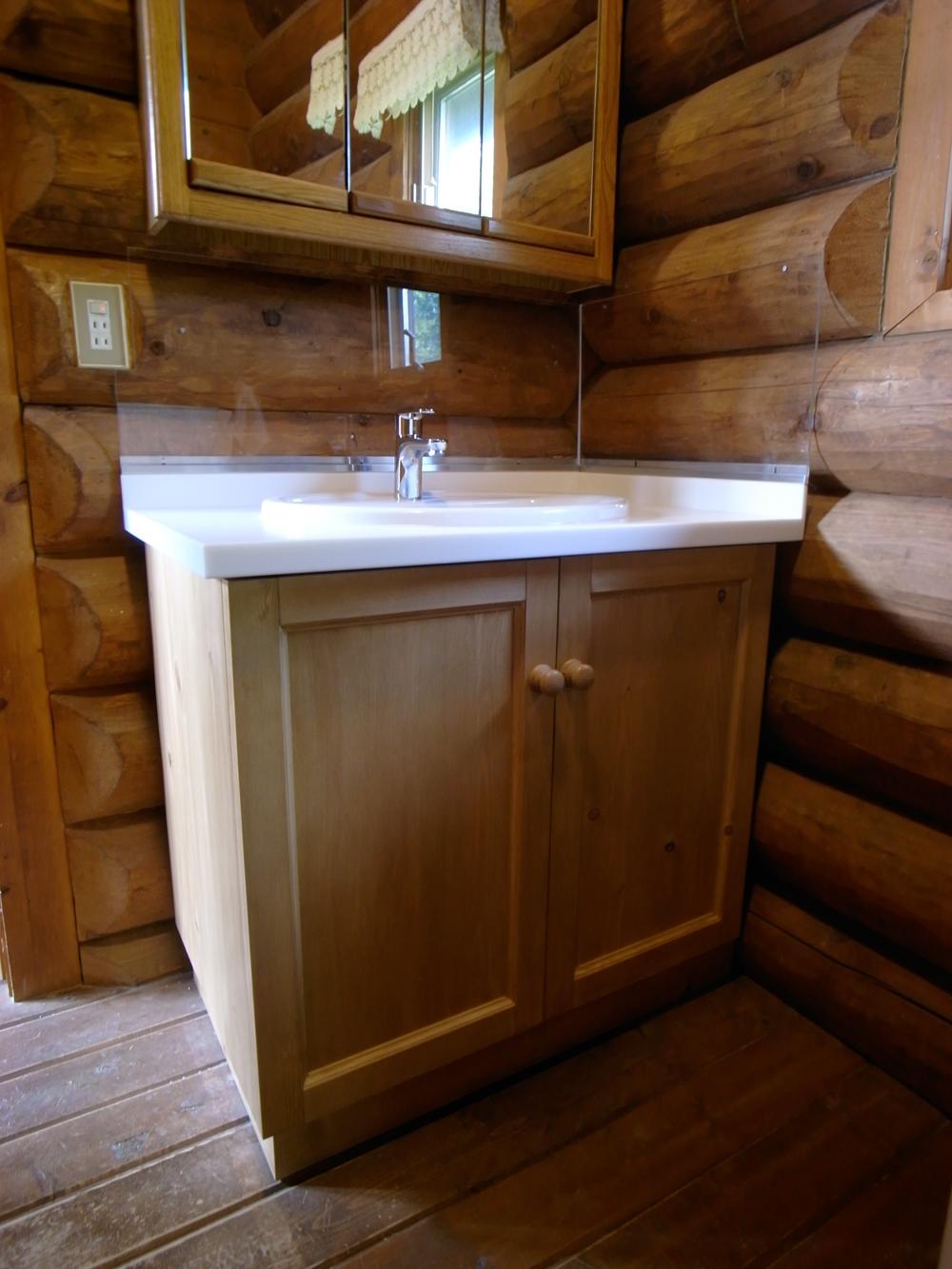 オーダーメイド洗面カウンター2