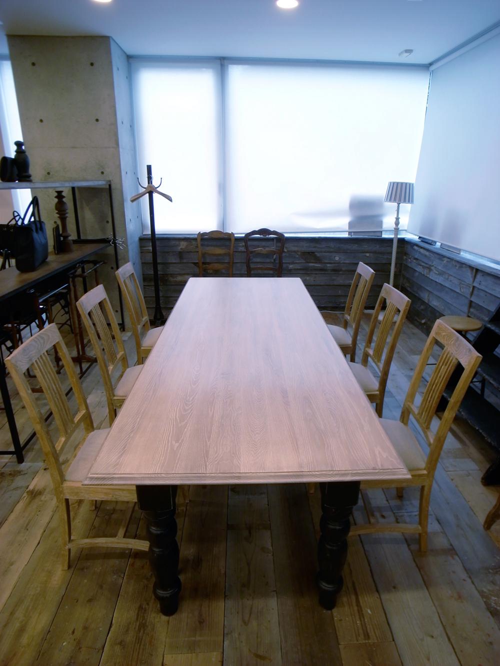 オーダーメイドテーブル2